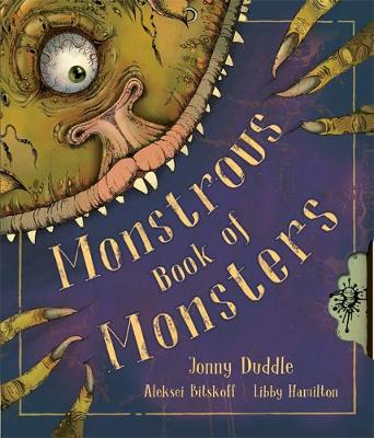 Monstrous Book Of Monsters