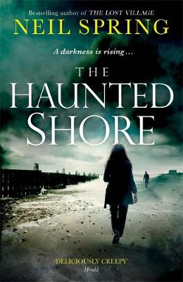 The Haunted Shore : a gripping supernatural thriller from the author of The Ghost Hunters
