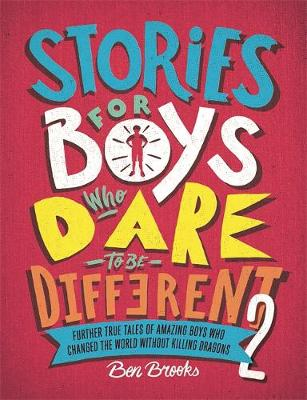 Picture of Stories for Boys Who Dare to be Different 2