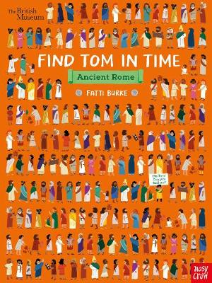 Picture of British Museum: Find Tom in Time, Ancient Rome
