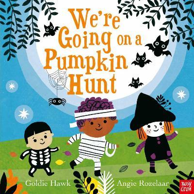 We're Going on a Pumpkin Hunt!