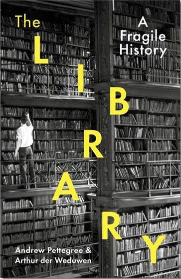 Picture of The Library : A Fragile History