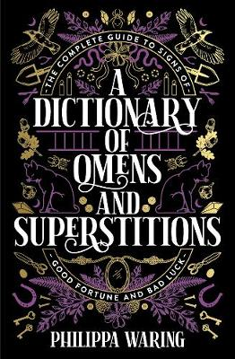 Picture of A Dictionary of Omens and Superstitions