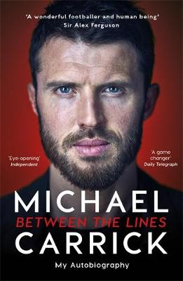 Picture of Michael Carrick: Between the Lines : My Autobiography