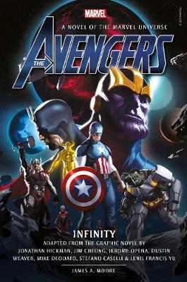 Picture of Avengers: Infinity Prose Novel