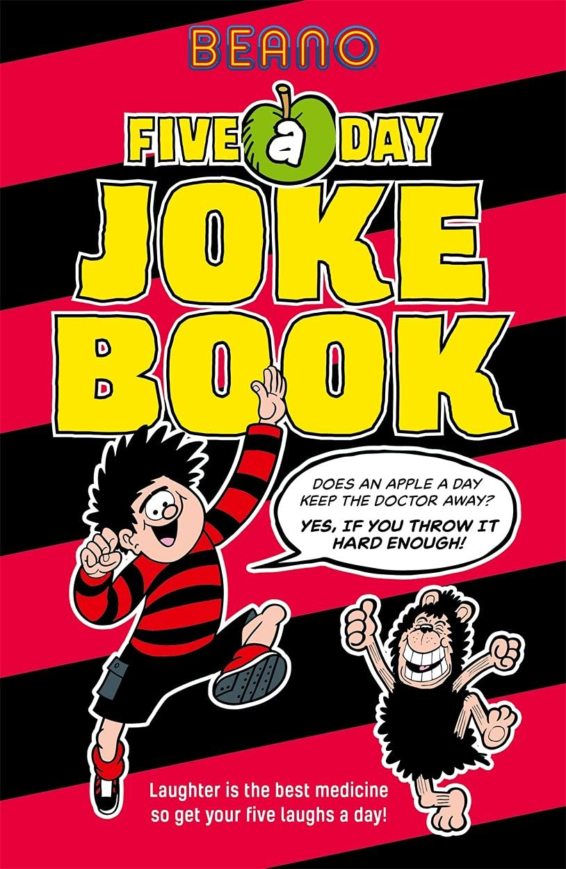 Picture of Beano Five-a-Day Joke Book