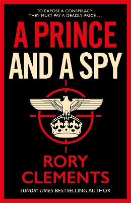 Picture of A Prince and a Spy : The most anticipated spy thriller of 2021