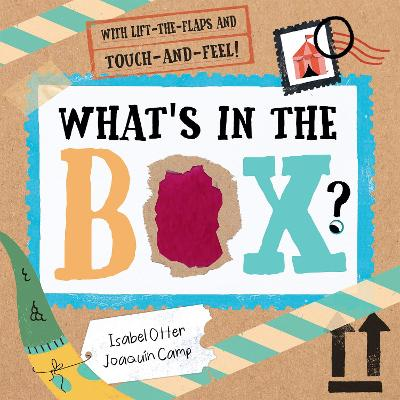 What's in the Box? : Monster Mail