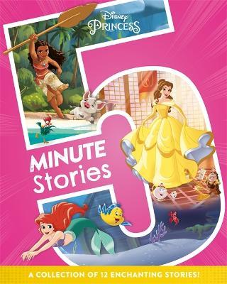 Disney Princess 5 Minute Stories