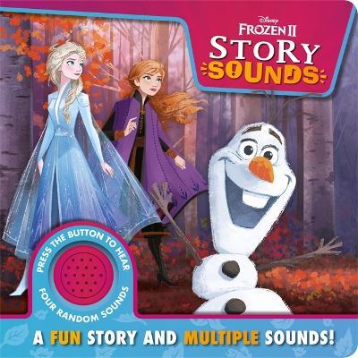 Disney Frozen 2 Story Sounds