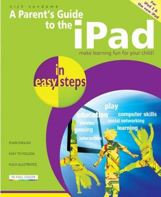 Picture of A Parent's Guide to the iPad in Easy Steps