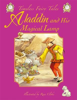 Picture of Aladdin and His Magical Lamp