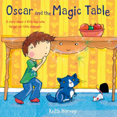 Picture of Oscar and the Magic Table