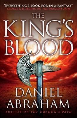 The King's Blood : Book 2 of the Dagger and the Coin