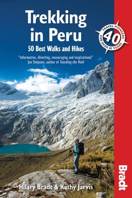 Picture of Trekking in Peru : 50 Best Walks and Hikes