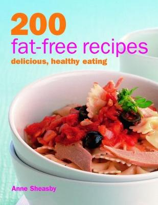 Picture of 200 Fat-free Recipes : Delicious, Healthy Eating