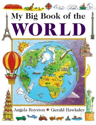 Picture of My Big Book of the World