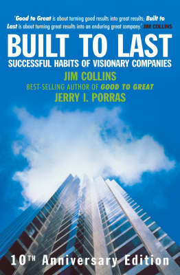Picture of Built To Last : Successful Habits of Visionary Companies