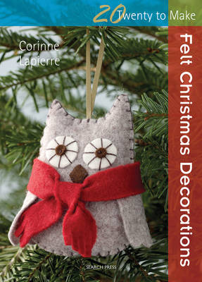 Picture of 20 to Stitch: Felt Christmas Decorations