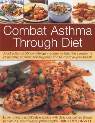 Picture of Combat Asthma Through Diet Cookbook
