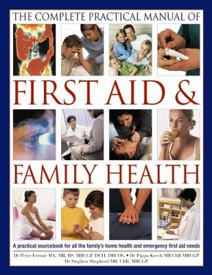 Picture of Complete Practical Manual of First Aid & Family Health