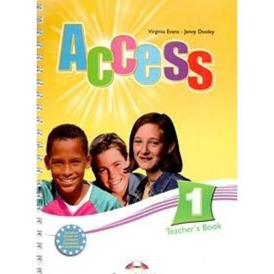 Picture of Access 1 Teacher's Book