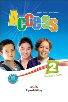Picture of Access 2 Teacher's Book (international)