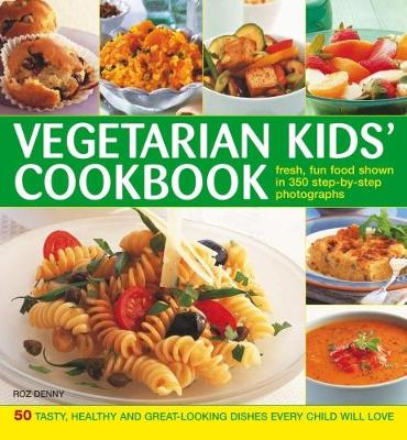 Picture of Vegetarian Kids Cookbook