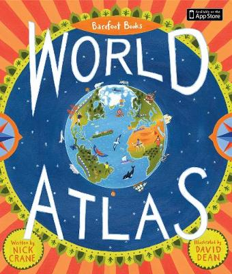 Picture of Barefoot Books World Atlas