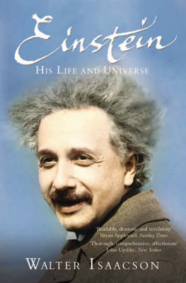 Picture of Einstein : His Life and Universe
