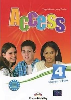Picture of Access 4 Student's Book (international)