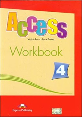 Picture of Access 4 Workbook (international)
