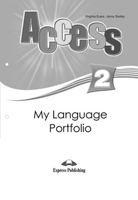 Picture of Access 2 My Language Portfolio (international)