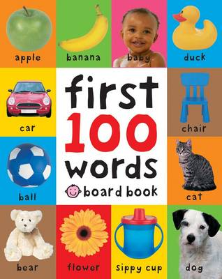 Picture of Words : First 100 Soft to Touch