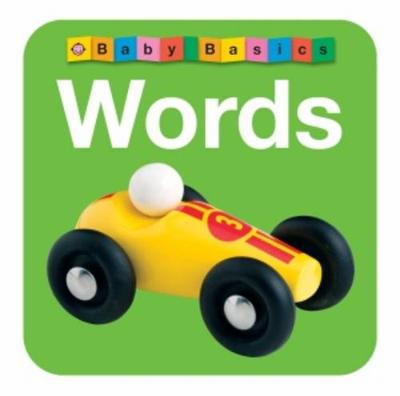 Words : Wipe Clean Activity Flashcards