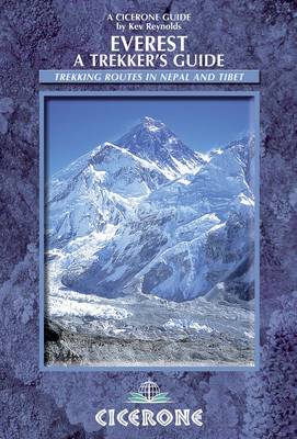 Picture of Everest: A Trekker's Guide : Trekking routes in Nepal and Tibet