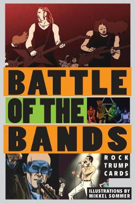 Picture of Battle of the Bands : Rock Trump Cards
