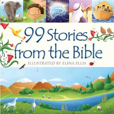 Picture of 99 Stories from the Bible