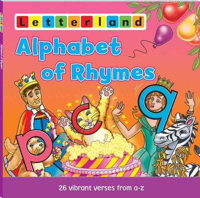 Picture of An Alphabet of Rhymes
