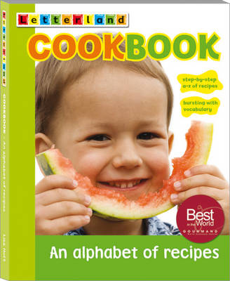 Picture of Letterland Cookbook : An Alphabet of Recipes