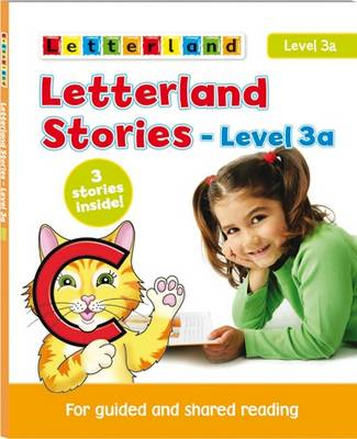 Picture of Letterland Stories: Level 3a