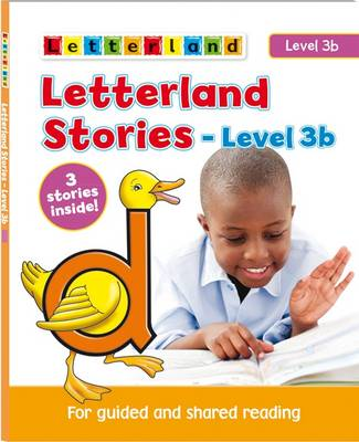 Picture of Letterland Stories: Level 3b