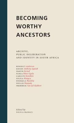 Picture of Becoming worthy ancestors
