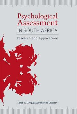 Picture of Psychological assessment in South Africa : Research and applications