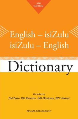 Picture of English-Zulu / Zulu-English dictionary