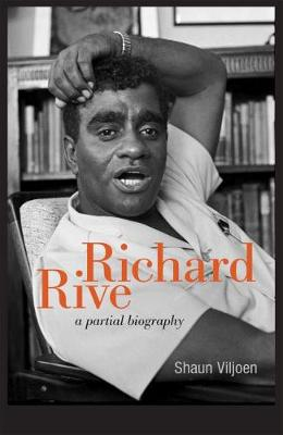 Picture of Richard Rive : A partial biography