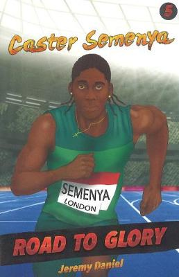 Picture of Caster Semenya : Vol. 5 : Road to glory
