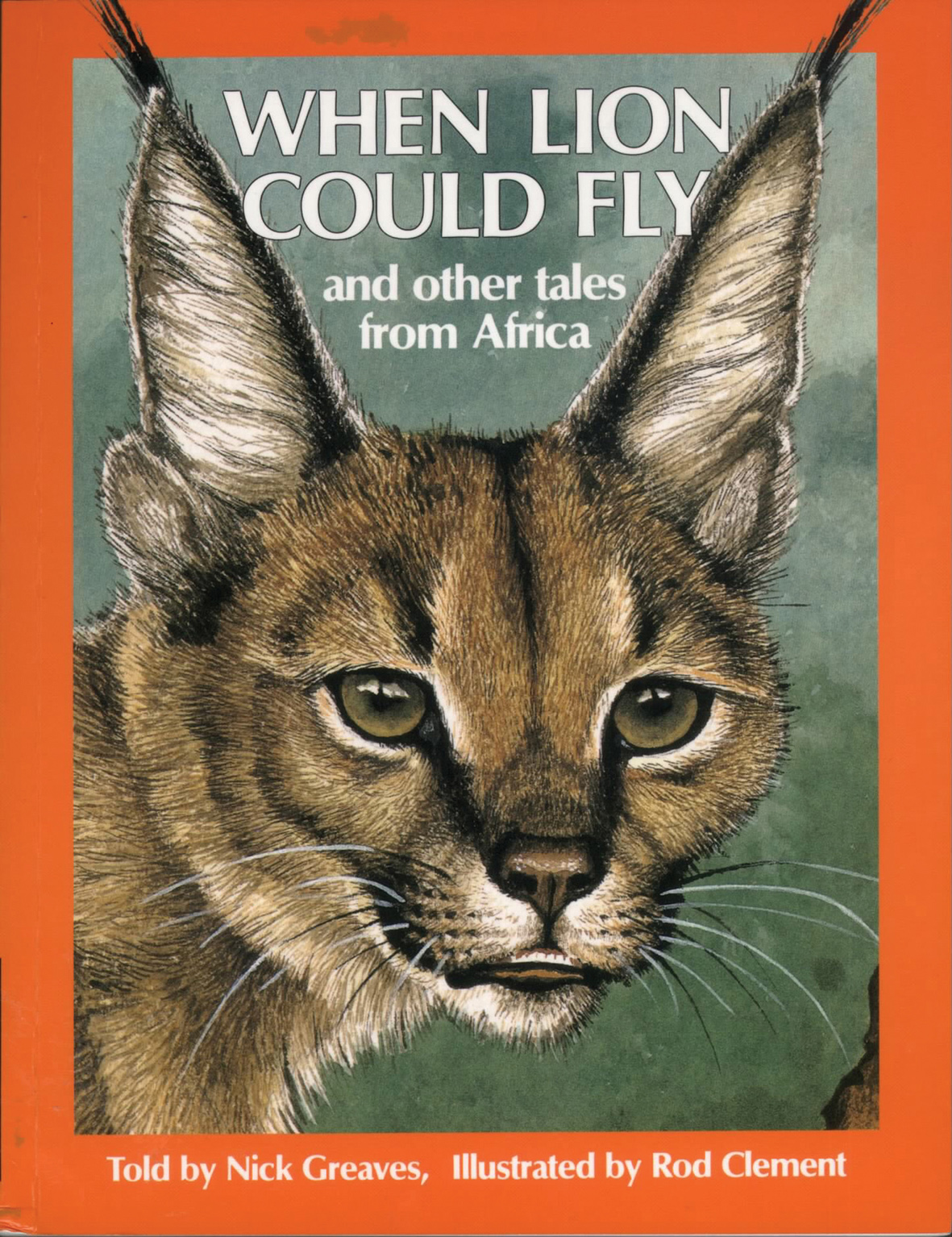Picture of When Lion Could Fly : And Other Tales from Africa