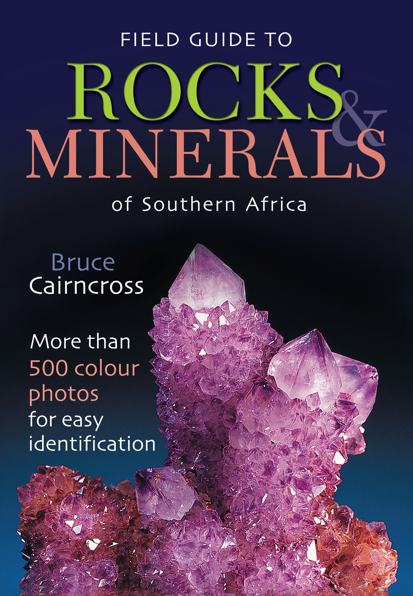 Picture of Field guide to rocks and minerals of Southern Africa