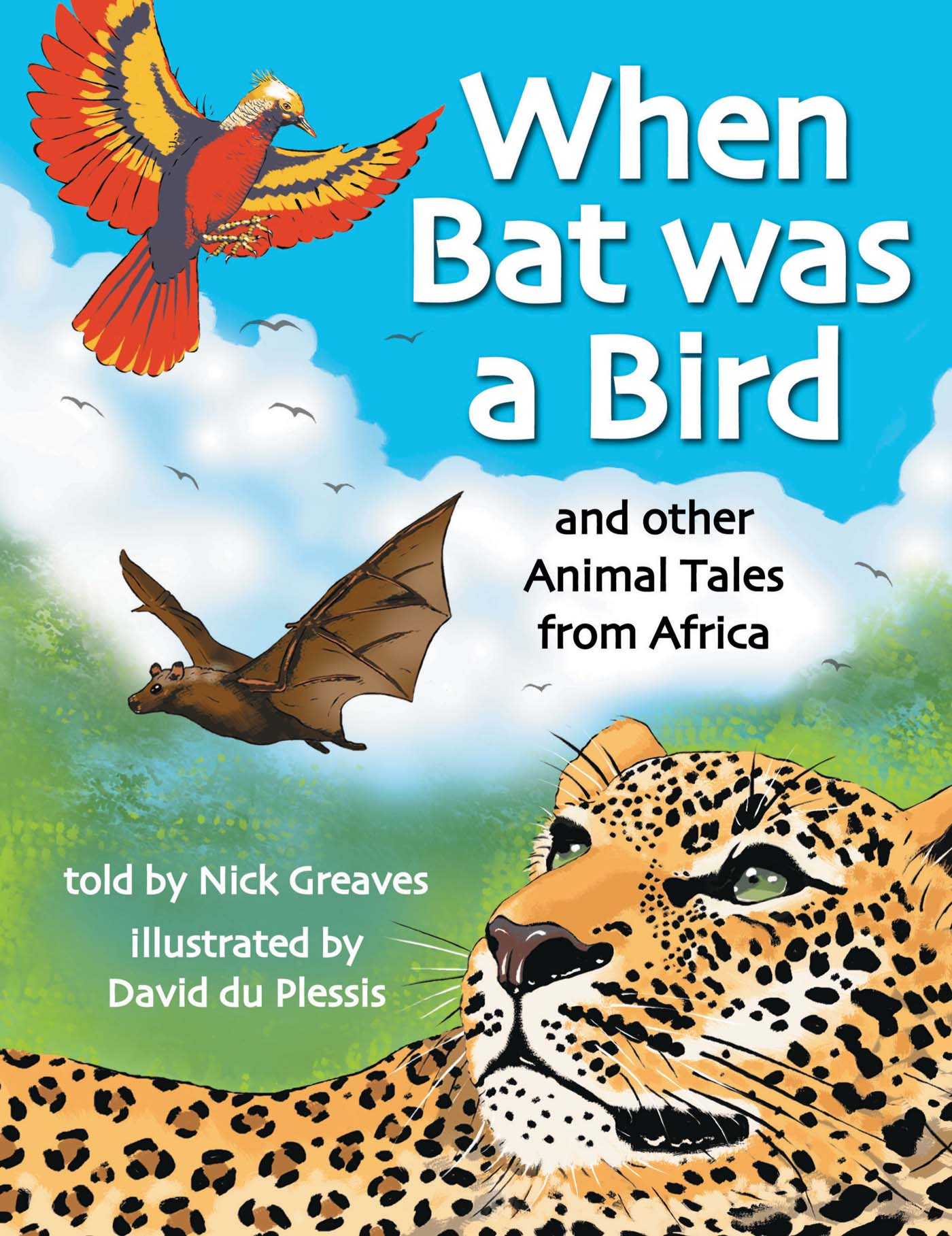 Picture of When bat was a bird, and other animal tales for Africa